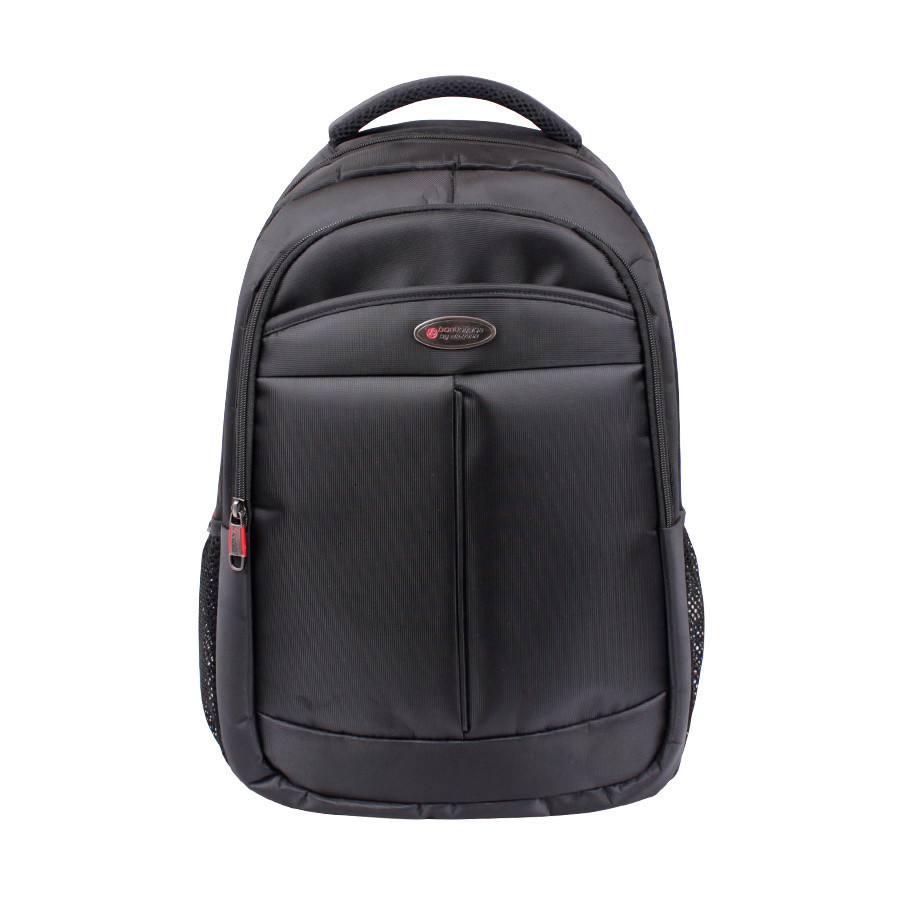 Дорожный черный рюкзак