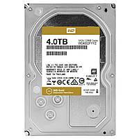 Жесткий диск WD GOLD 4TB (WD4002FYYZ) SATA rev. 3.0, 7200RPM, 128MB