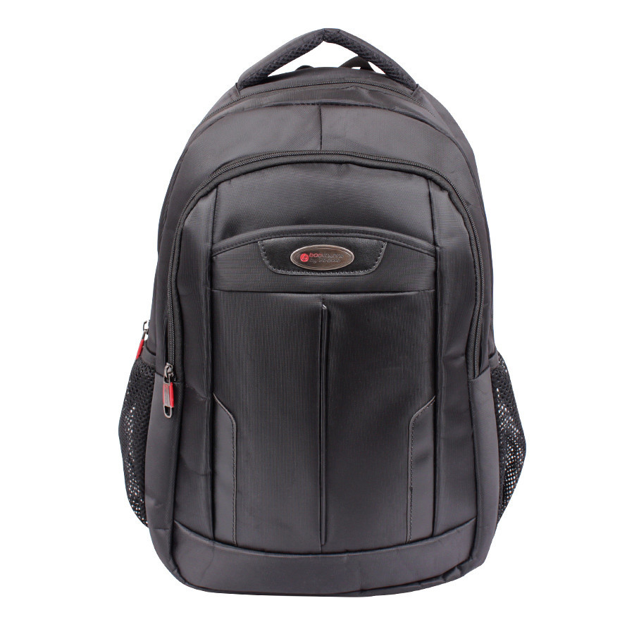 Рюкзак дорожний черного цвета