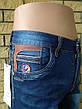 Шорты мужские джинсовые стрейчевые LS.LUVANS Турция, фото 2
