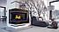 Каминная топка KRATKI OLIWIA 18 L BS G Левое стекло с гильотиной, фото 5