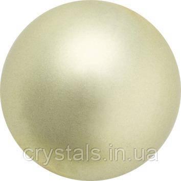 Жемчуг капли Preciosa (Чехия) 10х6 мм, Light Green
