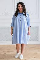 Сукня оверсайз в стилі кежуал, фото 1