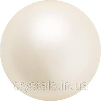 Жемчуг капли Preciosa (Чехия) 15х8 мм, Cream