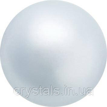 Перли краплі Preciosa (Чехія) 15х8 мм, Light Blue