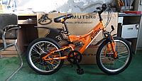 Велосипед Azimut Blackmount 20дюймов, фото 1
