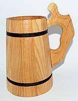 Дерев'яний бокал