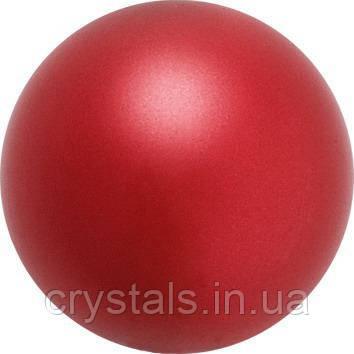 Жемчуг капли Preciosa (Чехия) 15х8 мм, Red