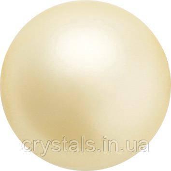 Жемчуг капли Preciosa (Чехия) 15х8 мм, Vanilla