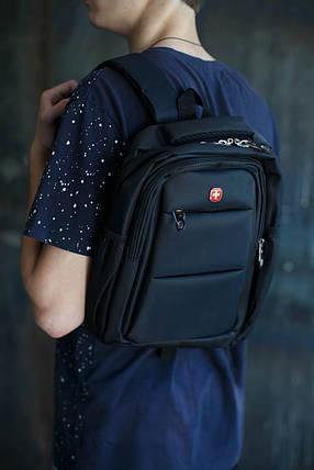 Рюкзак черного цвета Swissgear, фото 2