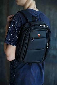 Рюкзак черного цвета Swissgear