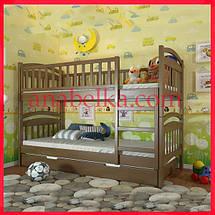 Кровать деревянная Смайл (Arbor), фото 3