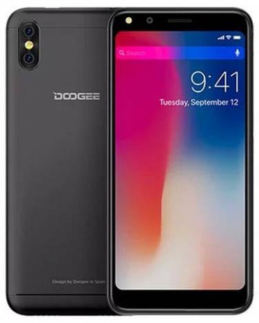 Смартфон ORIGINAL Doogee X53 Black (4Х1.3Ghz; 1Gb/16Gb; 5+5МР/2МР; 2200 mAh)