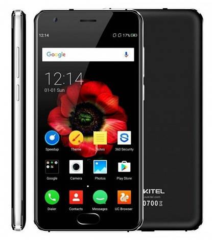 Смартфон ORIGINAL OUKITEL K4000 Plus Black (4Х1.3Ghz; 2Gb/16Gb; 13МР/5МР; 4100 mAh)