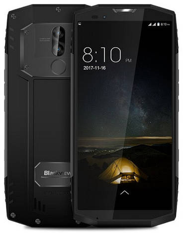 Смартфон ORIGINAL Blackview BV9000 Pro Gray (8Х2.6Ghz; 6Gb/128Gb; 13+5МР/8МР; 4180 mAh)