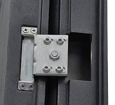 Наружные металлические входные двери ААА 021 Китай, фото 3