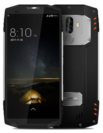 Смартфон ORIGINAL Blackview BV9000 Pro Silver (8Х2.6Ghz; 6Gb/128Gb; 13+5МР/8МР; 4180 mAh)