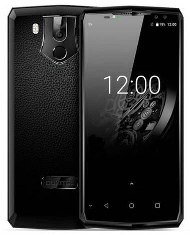 Смартфон ORIGINAL OUKITEL K10 Black (8Х2.0Ghz; 6Gb/64Gb; 21МР+8MP/13MP+8МР; 11000 mAh)