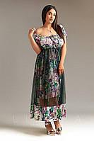 Платье ликара 694 размеры 50-56