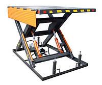 Подъемный стол, грузовой подъемник.