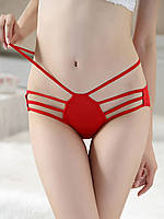 Самые сексуальные женские трусики красного цвета