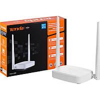WiFi роутер TENDA N301, беспроводный маршрутизатор для дома, wi fi точка доступа, вай фай