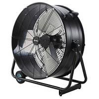 Промышленный напольный вентилятор 60 см 330 Вт