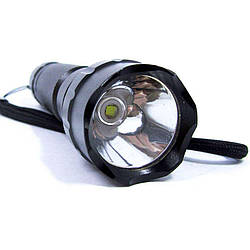 Тактический фонарь Bailong BL-501B T6