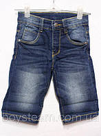 Акція!!! Стрейчеві джинсові бриджі для хлопчиків від 4 до 10 років (Літо 2018)