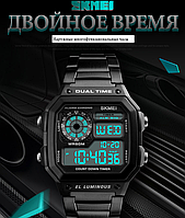 Электронные наручные часы SKMEI #1335 (ретро-стиль)