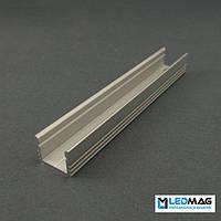 Профиль для светодиодной ленты накладной LP12