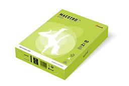 Бумага Maestro Color LG46 Зеленая липа