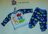Пижамка детская на рост 80 с, фото 1