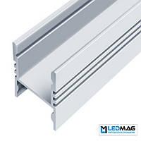 Профиль для светодиодной ленты накладной LPS-17