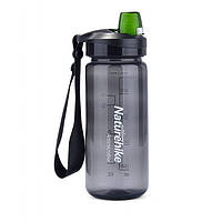 Naturehike, спортивная бутылка Naturehike Bicycle Bottle 500 мл, Black