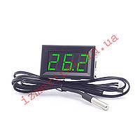 Термометр автомобильный цифровой с выносным датчиком -50...+120 °С, фото 1