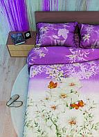 Комплект постельного белья полуторный Leleka-Textile Лелека Ранфорс 2