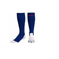 Мужские компрессионные спортивные гольфы для бега 2XU MA2442e синий / красный
