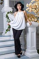 Блузка Флейта белый, фото 1