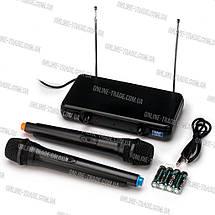 Радиосистема EW-500 + 2 микрофона, фото 2