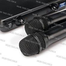 Радиомикрофон EW-500 + 2 микрофона