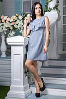 Платье Куба серый, фото 1