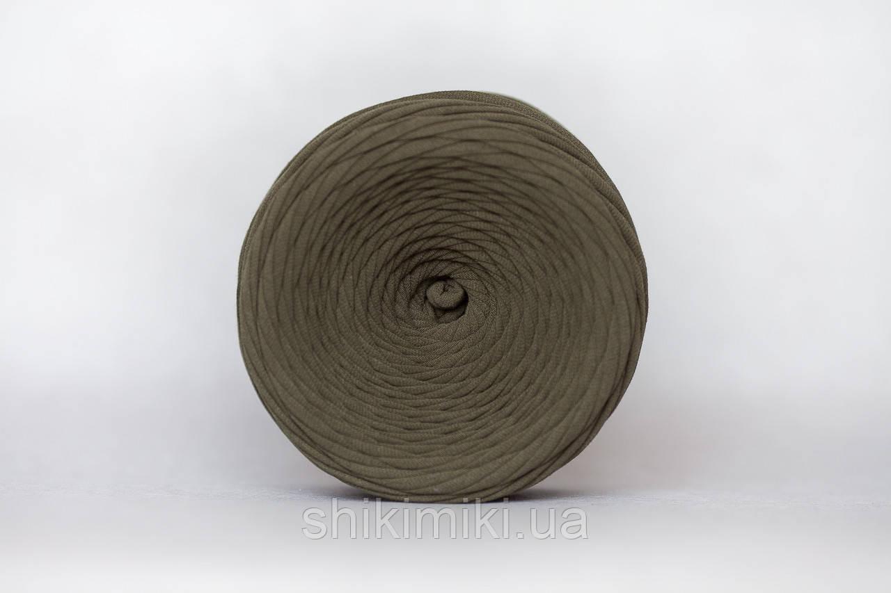 Трикотажная пряжа Mini (50 m) цвет Хаки