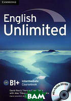 Дэвид Ри English Unlimited Intermediate Coursebook (with e-Portfolio DVD-Rom)