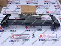 Накладка на передний бампер Toyota Land Cruiser Prado 150 2014