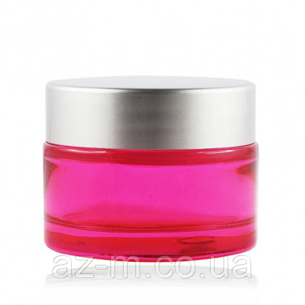 Баночка розовая (стекло) 30 мл