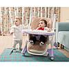 Детский стульчик для кормления CARRELLO Caramel CRL-9501/3 Mirage Grey, фото 4