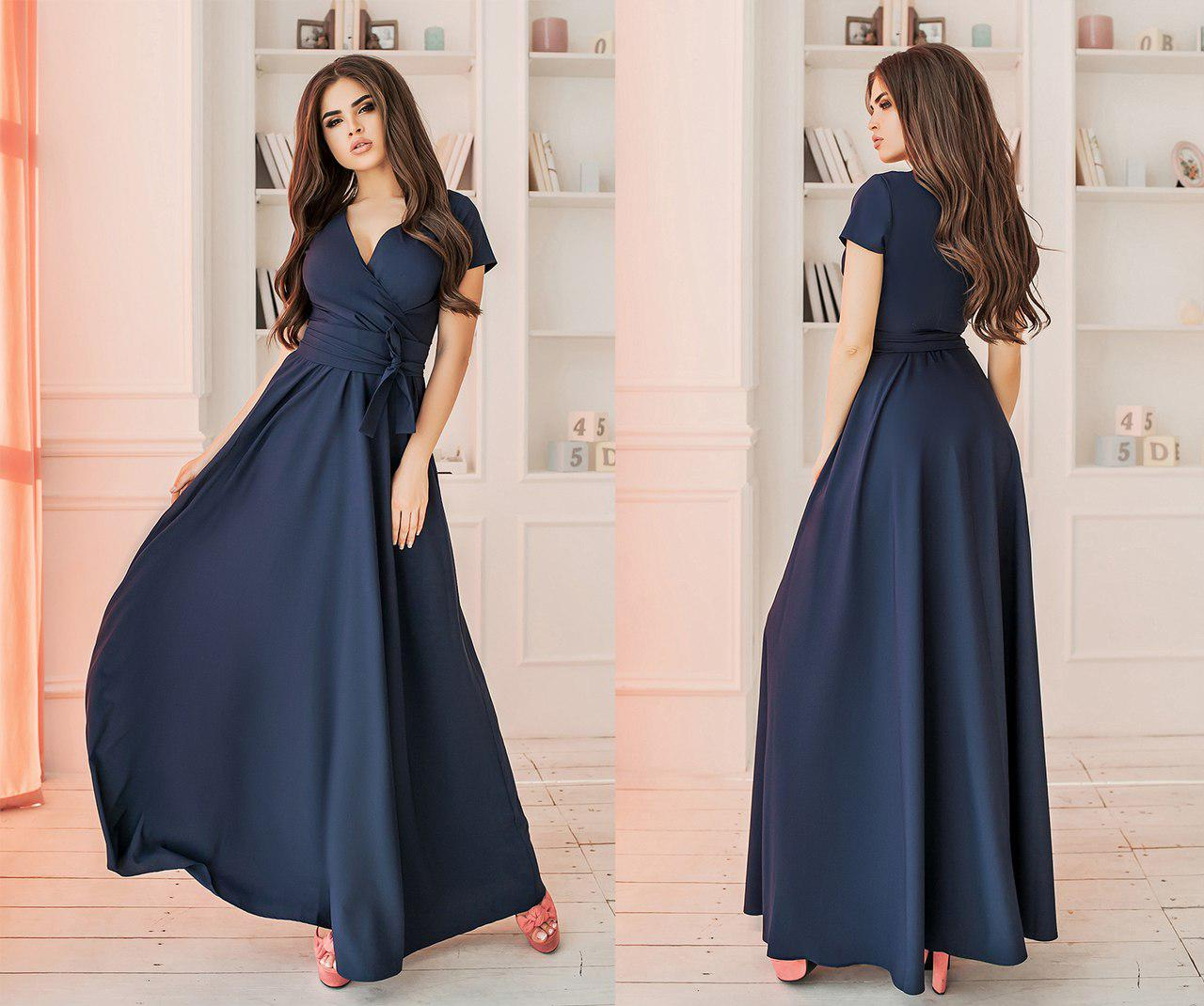 335c41b6a89 Красивое длинное платье макси супер качества - Интернет-магазин