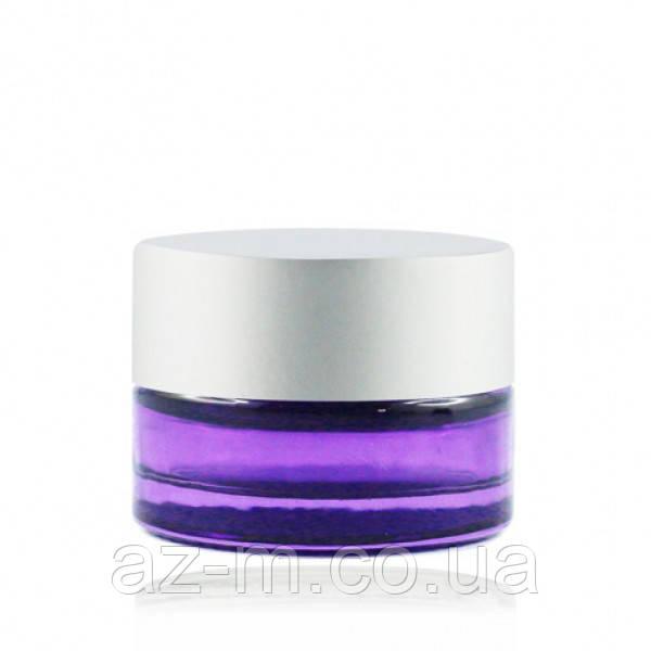 Баночка фиолетовая (стекло) 5 мл