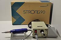 Машинка для полировки ногтей Strong 90N/105. Мощность - 64 Вт. Гарантия 1 год